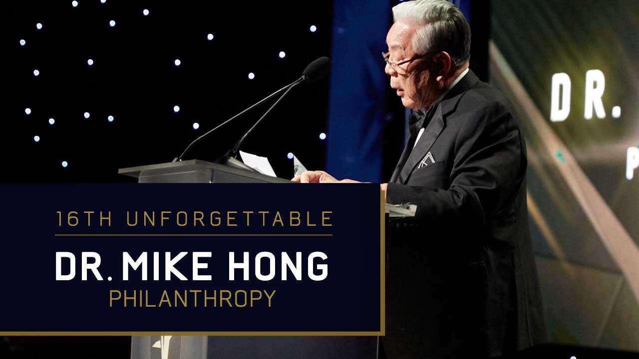 Dr Mike Hong